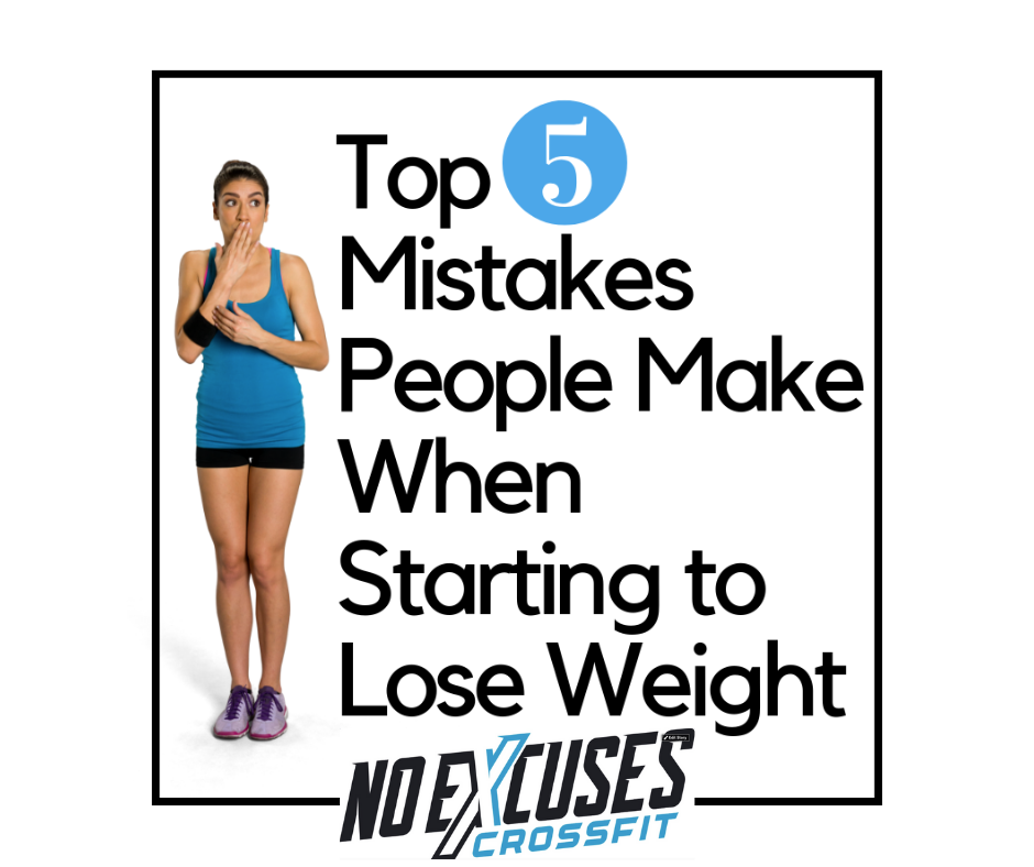 Top 5 Mistakes